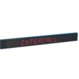 Lampa semnalizare Intercall L746 se monteaza deasupra usii salonului x nr. de saloane pentru seria 600/700