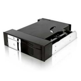 HDD Enclosure RaidSonic Icy Box IB-172SK-B Enclosure for 2.5and 3.5 inch SATA HDD Easy Swap Plastic/Metal