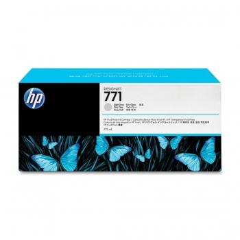 Cartus Cerneala HP Nr. 771 Light Gray 775 ml for Designjet Z6200 42', Designjet Z6200 60' CE044A