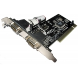 Adaptor PCI-SERIAL Gembird SPC-1