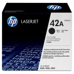 Cartus Toner HP Nr. 42A Black 10000 Pagini for LaserJet 4250, 4250N, 4350 Q5942A