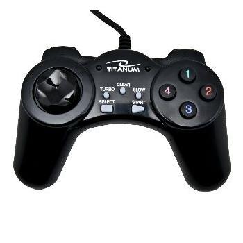 Gamepad to PC TITANUM TG105 Samurai USB TG105 - 5905784769431