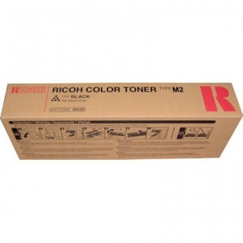 Cartus Toner Ricoh Type M2 Black 25000 pagini for Aficio 1224C, 1232CMF 885321
