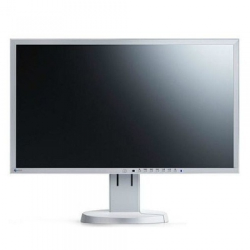 "Monitor LED IPS Eizo 24"" EV2436WFS-GY 1920x1200 VGA DisplayPort DVI-D USB Grey"