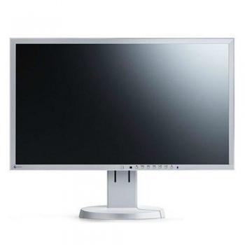 """Monitor LED IPS Eizo 24"""" EV2436WFS-GY 1920x1200 VGA DisplayPort DVI-D USB Grey"""