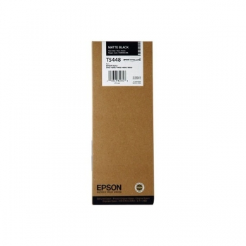 Cartus Cerneala Epson T5448 Matte Black 220ml for Stylus Pro 4000, Stylus Pro 7600, Stylus Pro 9600 C13T544800