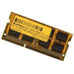 SODIMM ZEPPELIN DDR3/1600 8192M (life time, dual channel) low voltage