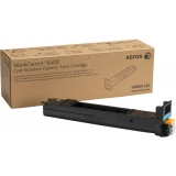 Cartus Toner Xerox 106R01320 Cyan 8000 pagini for Xerox WorkCentre 6400S, 6400X