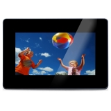 "Rama foto digitala 7"" Serioux SmartArt 702LED, rez: 800 x 480, USB/SD/MMC, 16:9, black"