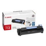 Cartus Toner Canon CRG-714 Black 4500 Pagini for Fax i-SENSYS L3000, Fax i-SENSYS L3000IP CH1153B002AA