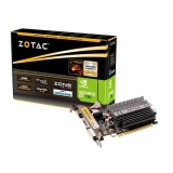 Placa Video Zotac nVidia GeForce GT 730 Zone Edition LP 2GB GDDR3 64bit PCI Express x2.0 VGA DVI HDMI ZT-71113-20L
