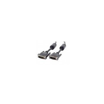 CABLU DATE MONITOR DVI-DVI dual link, 4.5M, black