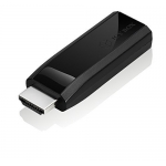 IcyBox HDMI to VGA Adapter with Audio Jack