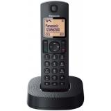 """TGC310FXB, telefon DECT, 1,6"""" LCD display cu iluminare, difuzor, CLIP, agenda telefonica 50 numere, speed dial, blocare tastatura, montare pe perete, culoare titan black"""