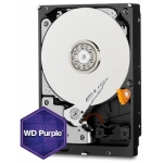 HDD Western Digital Purple Surveillance 4TB 64MB IntelliPower SATA3 WD40PURX