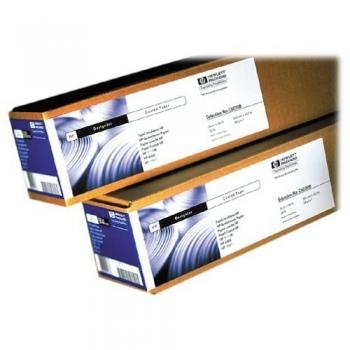 """Hartie HP C6020B Coated Paper pentru plotter Dimensiune: 36"""" 914 mm x 45.7 m"""