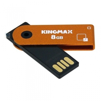 Memorie USB Kingmax PD71 8GB USB 2.0 Orange KM08GPD71