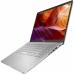 "Laptop ASUS M509DA-EJ348 cu procesor AMD Ryzen™ 3 3250U pana la 3.50 GHz 15.6"" Full HD 8GB 256GB SSD AMD Radeon Integrated Graphics Free DOS Transparent Silver"