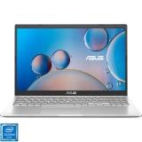 Laptop ASUS 15.6 X515MA-BR037, HD, Procesor Intel� Celeron� N4020 (4M Cache, up to 2.80 GHz), 4GB DDR4, 256GB SSD, GMA UHD 600, No OS, Transparent Silver