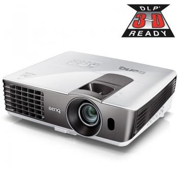 Videoproiector BenQ MX720 DLP 1024x768 3D Ready 3500ANSI 13000:1 HDMI VGA USB Retea