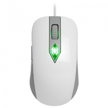 Mouse SteelSeries Sims 4 Optic 6 butoane 1600dpi USB White SS-62281
