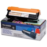 Cartus Toner Brother TN325BK Black 4000 pagini for Brother DCP-9055CDN, HL-4140CDN, HL-4150CDN, MFC-9460CDN
