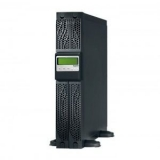UPS Legrand KEOR Line RT, Tower/Rack, 1500VA/1350W, Line Interactive single phase I/O sinusoidal, PFC (>0,99), LCD Display, management RS232 & USB, IN 1x C13, OUT 8xC13 (Optional Kit Rack 310952, SNMP card 310881/310882), Batteries 3pcs 12V 9Ah