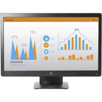 """Monitor LED HP 23"""" ProDisplay P232 Full HD 1920x1080 VGA DisplayPort 5ms K7X31AA"""