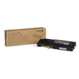 Cartus Toner Xerox 106R02251 Yellow Standard Capacity 2000 Pagini for Phaser 6600, WorkCentre 6605