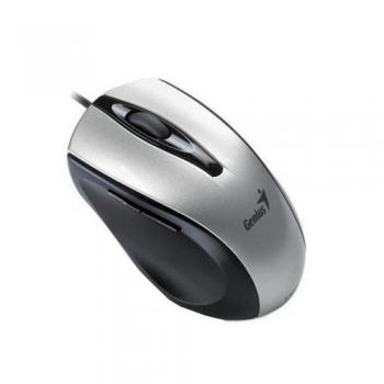 Mouse Genius Ergo 3205 butoane 1200 dpi USB, Gri 31010161101