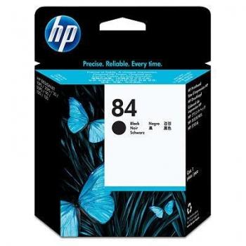 Cap Printare HP Nr. 84 Black for Designjet 10PS, Designjet 20PS, Designjet 50PS, Designjet 120, Designjet 130, Designjet 130NR, Designjet 130QP, Designjet 130R, Designjet 30, Designjet 30N, Designjet 30QP, Designjet 90, Designjet 90QP, Designjet 90R C5019