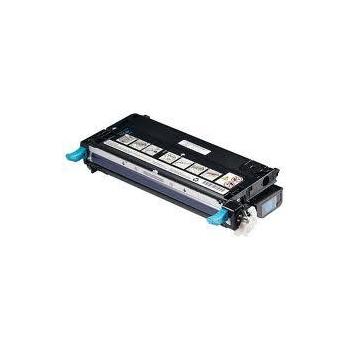 Cartus Toner Dell PF029 / 593-10171 Cyan 8000 Pagini for Dell 3110CN, 3115CN