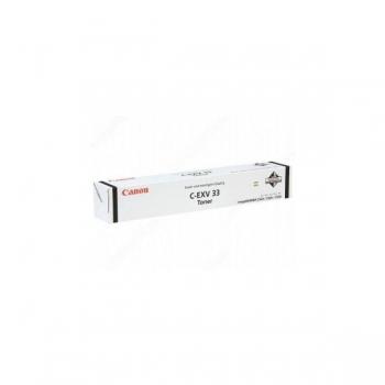 Cartus Toner Canon C-EXV33 Black 14600 Pagini for IR 2520, IR 2520I, IR 2525, IR 2525I, IR 2530, IR 2530I CF2785B002AA