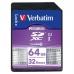 Card Memorie SDXC Verbatim 64GB Clasa 10 UHS-I 44024