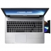 "Laptop Asus K56CB-XX101D Intel Core i3 Ivy Bridge 3217U 1.8GHz 4GB DDR3 HDD 500GB nVidia GeForce GT 740M 2GB 15.6"" HD LED"
