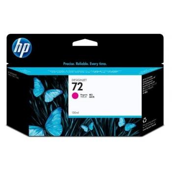 Cartus Cerneala HP Nr. 72 Magenta Vivera Ink 130 ml for DesignJet T1100, HP DesignJet T610 C9372A