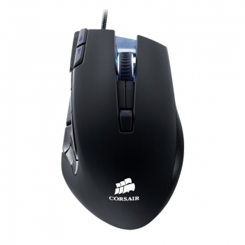 Mouse Corsair M90 Performance Gaming Laser 15 butoane 5700dpi USB black CH-9000006