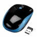 Mouse Wireless Hama AM-7600 3 butoane 1200 dpi USB black 00134913