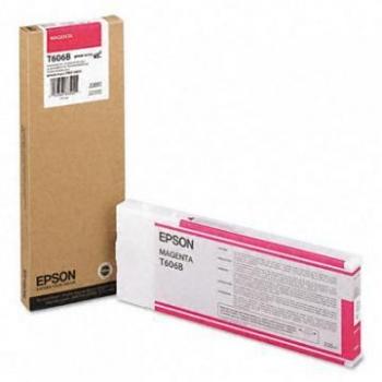 Cartus Cerneala Epson T606B Magenta 220ml for Stylus Pro 4800, Stylus Pro 4880 C13T606B00
