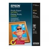 EPSON S042536 PAPER PH GLOSSY A3 20/SH