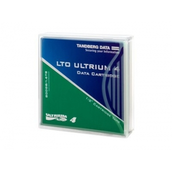 Caseta Date Tandberg LTO4 800/1600GB 433781