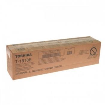Cartus Toner Toshiba T-1810E 24K Black 24000 pagini for Toshiba E-Studio 181, E-Studio 182