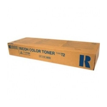 Cartus Toner Ricoh Type T2 Cyan 17000 pagini for Ricoh Aficio 3224C 888486