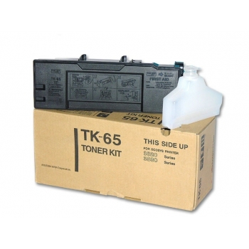 Cartus Toner Kyocera TK-65 Black 20000 Pagini for Kyocera Mita FS-3820N, FS-3830N