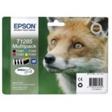 Multipack Cartus Cerneala Epson T1285 CMYK for Epson Stylus S22 C13T12854010