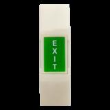 Buton de panica aplicabil 5C-65B din plastic, fara retinere NO-COM-NC