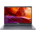 "Laptop ASUS M509DA-EJ345, AMD Ryzen 3 3250U pana la 3.5GHz, 15.6"" Full HD, 4GB, SSD 256GB, Intel HD Graphics 520, Free DOS, gri"