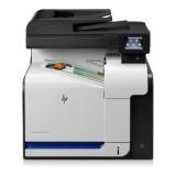 Multifunctional Laser color HP LaserJet Pro 500 color MFP M570dw A4 30ppm Duplex ADF USB Retea Wireless CZ272A