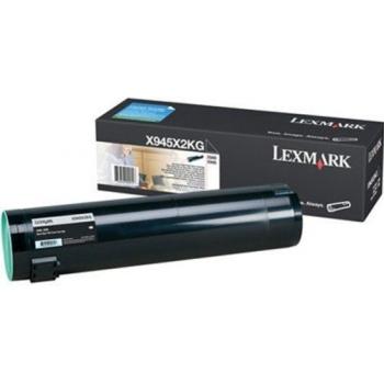 Cartus Toner Lexmark X945X2KG Black 36000 pagini for X940E, X945E