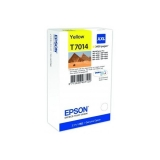 Cartus Cerneala Epson T7014 Yellow 3400 Pagini for Epson Workforce Pro 4000, Pro 4015DN, Pro 4025DW, Pro 4095DN, Pro 4500, Pro 4515DN, Pro 4525DNF, 4535DWF, Pro 4545DTWF, Pro 4595DNF C13T70144010